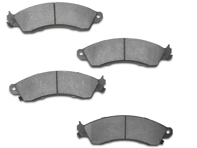 StopTech Street Performance Low-Dust Composite Brake Pads - Front (94-04 Bullitt, Mach 1, Cobra)