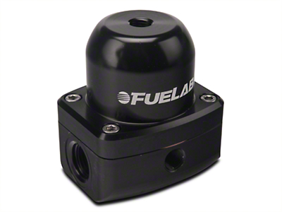 Fuelab 515 Series Adjustable Fuel Pressure Regulator - 6AN (86-14 All)