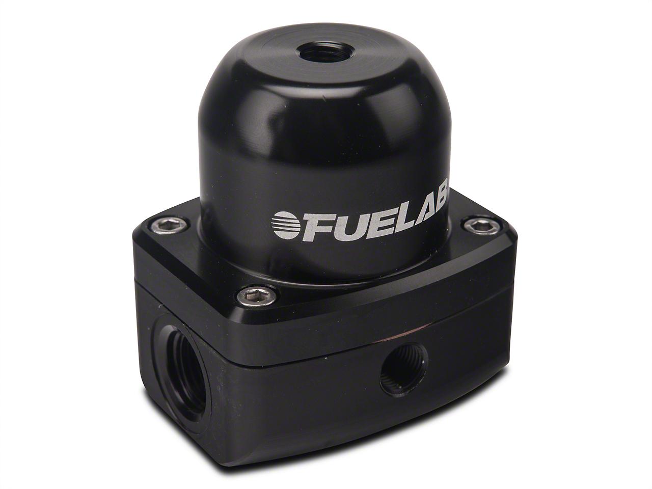 Fuelab 515 Series Adjustable Fuel Pressure Regulator - 6AN (86-14 All)