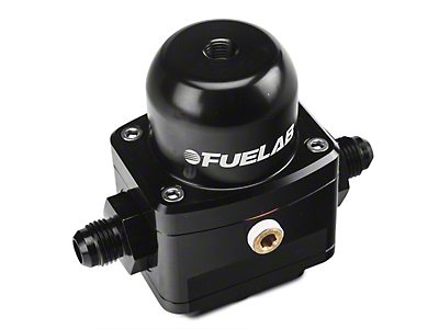 Fuelab 529 Series Electric Adjustable Fuel Pressure Regulator - 6AN (86-14 All)