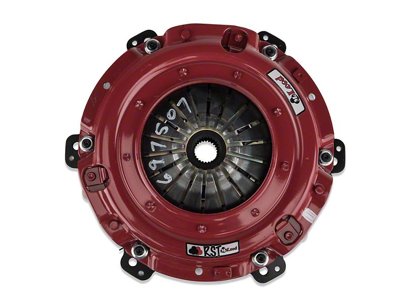 McLeod RST Twin Disc 800HP Ceramic Clutch Kit - 26 Spline (10-14 GT500)
