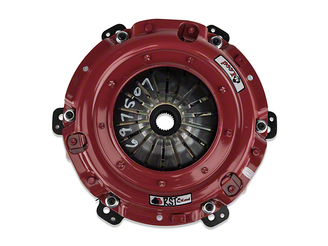 McLeod RST Twin Disc 800HP Ceramic Clutch Kit; 26 Spline (10-14 GT500)