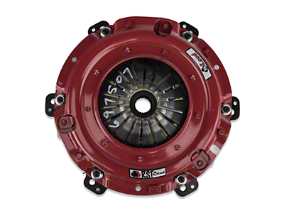 McLeod RST Modular Twin Disc 800HP Clutch (10-14 GT500)
