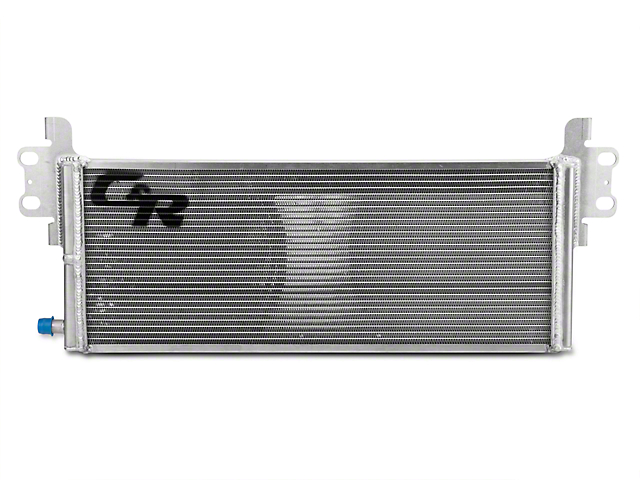 C&R Racing Dual Pass Heat Exchanger with Dual Fans (07-14 GT500)