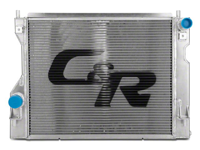 High Capacity Performance Radiator (07-14 GT500)