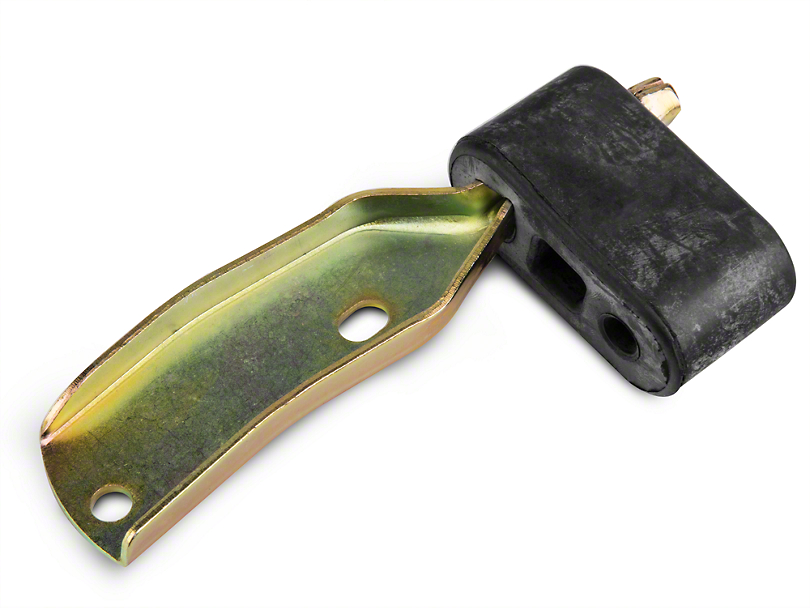 OPR Tail Pipe Hanger w/ Rubber Insulator; Right Side (86-98 All)