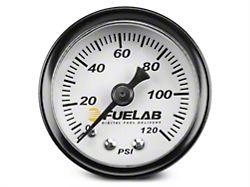Fuel Pressure Gauge - 1.5 in. (86-19 All)