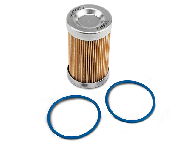 Fuelab Fuel Filter Replacement Element - 10 Micron Paper (86-18 All)