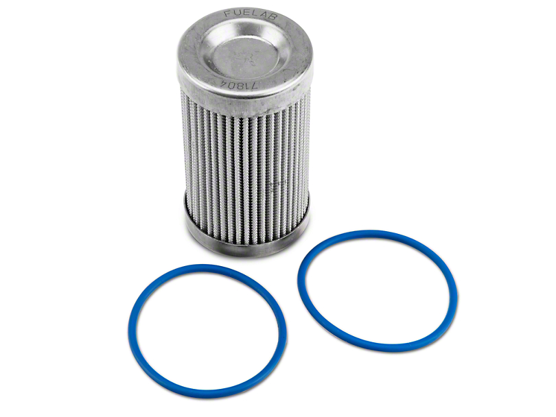 Fuel Filter Replacement Element - 6 Micron Micro-Fiberglass (86-19 All)