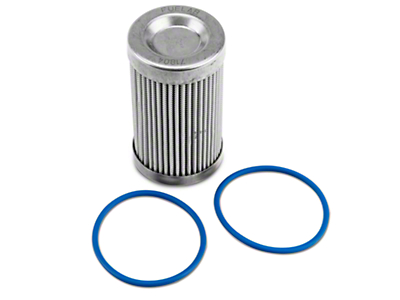 Fuelab Fuel Filter Replacement Element - 6 Micron Micro-Fiberglass (86-19 All)