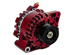 PA Performance Alternator; 130 Amp; Red (01-04 V6)