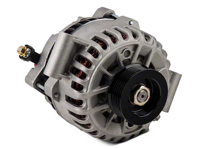 PA Performance High Output Alternator; 200 Amp (07-08 GT500)