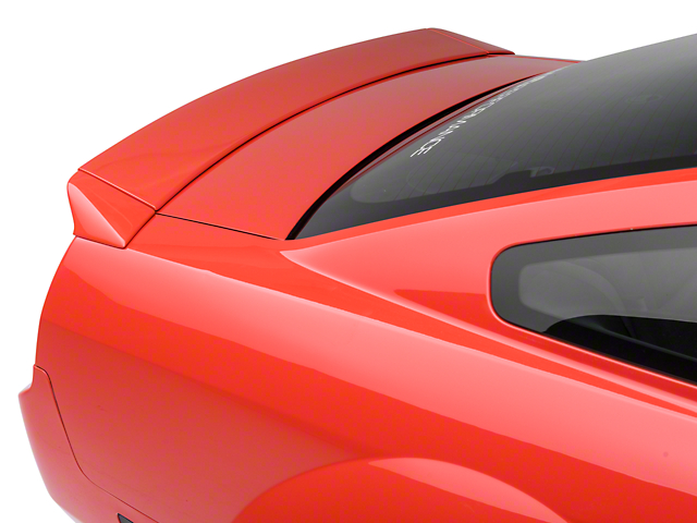 3dCarbon Ducktail Rear Spoiler - Unpainted (05-09 All)