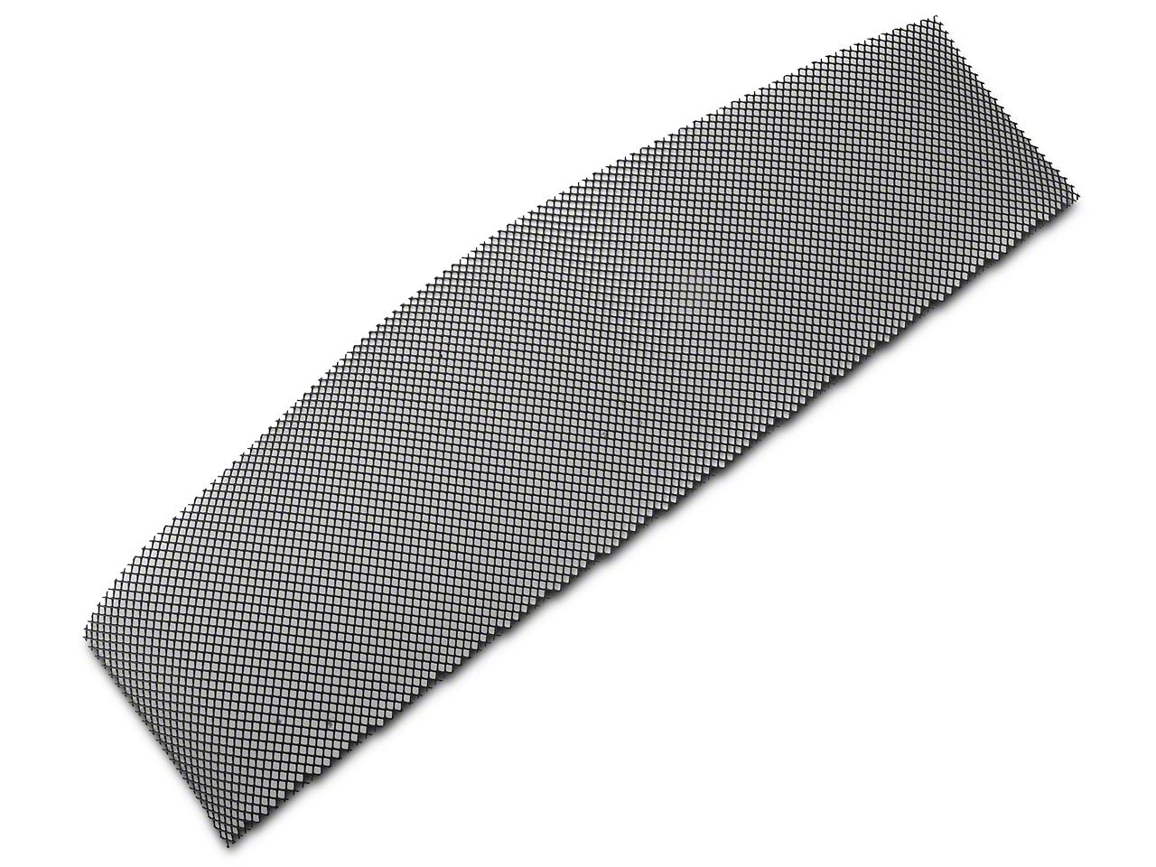 SHR Lower Grille Diamond Mesh Insert (11-12 GT/CS; 2012 BOSS 302)