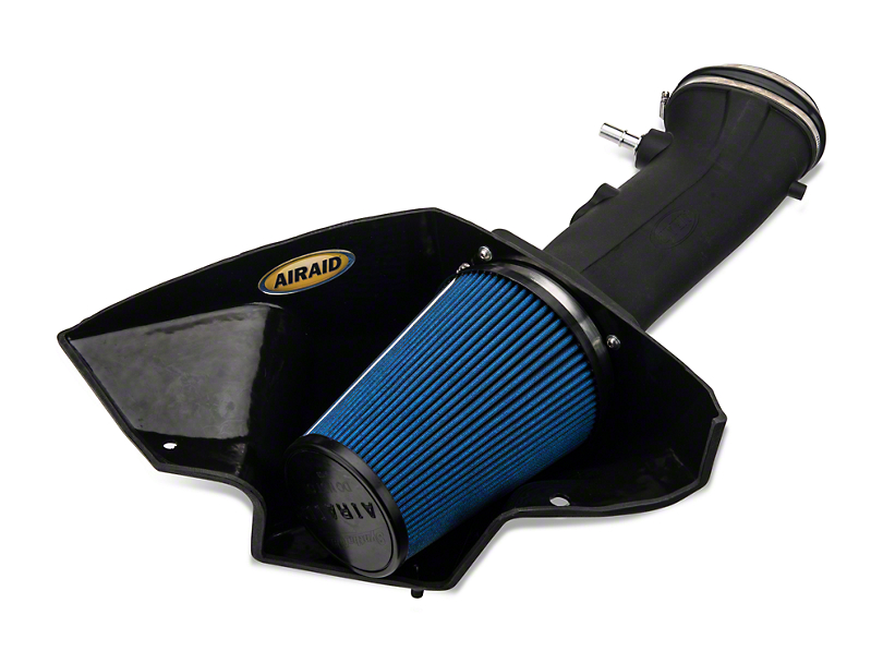 Airaid MXP Series Cold Air Intake w/ SynthaMax Dry Filter (07-09 GT500)