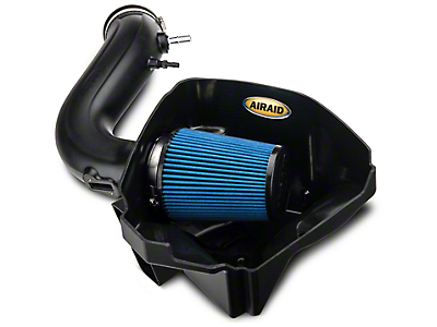 Airaid Cold Air Intake - Red - SynthaMax Dry Filter (11-14 V6)