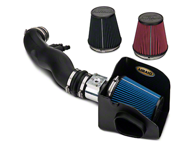 Airaid Cold Air Intake - Red - SynthaMax Dry Filter (99-04 GT)