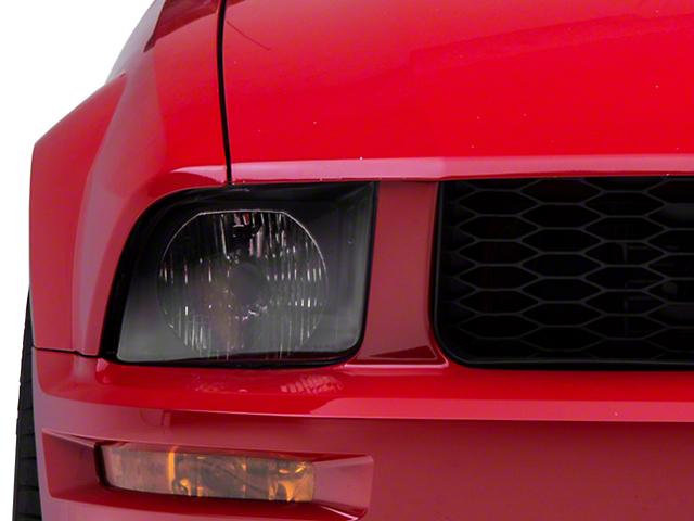 Axial Black Euro Style Headlights (05-09 GT, V6)