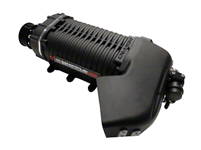 Whipple 2.9L Supercharger Upgrade Kit - Black (07-12 GT500)