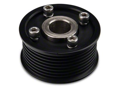 Interchangeable Supercharger Pulley & Hub Ring - 2.8 in. (03-04 Cobra)