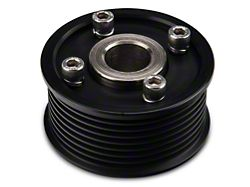 Interchangeable Supercharger Pulley & Hub Ring - 2.7 in. (03-04 Cobra)