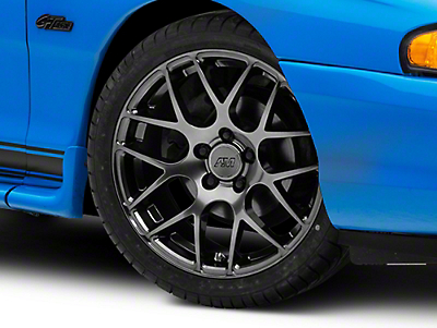 AMR Dark Stainless Wheel - 18x8 (94-04 All)