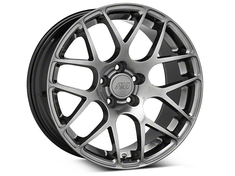 AMR Dark Stainless Wheel - 18x9 (94-04 All)