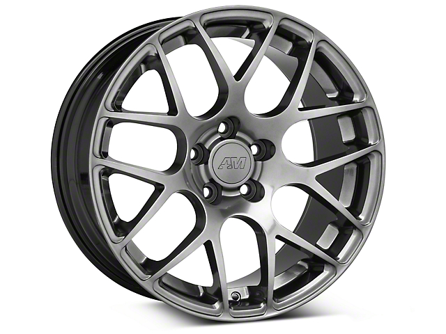 AMR Dark Stainless Wheel - 18x9 (94-04 All)