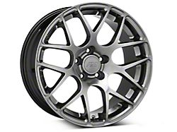 AMR Dark Stainless Wheel; 18x9 (94-98 All)