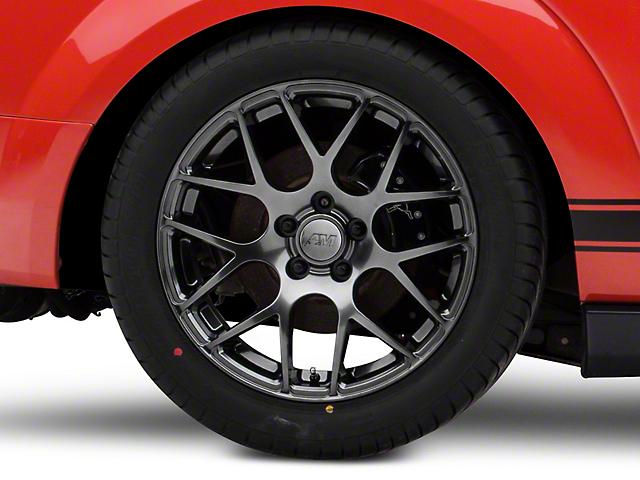 AMR Dark Stainless Wheel - 18x9 (05-09 All)