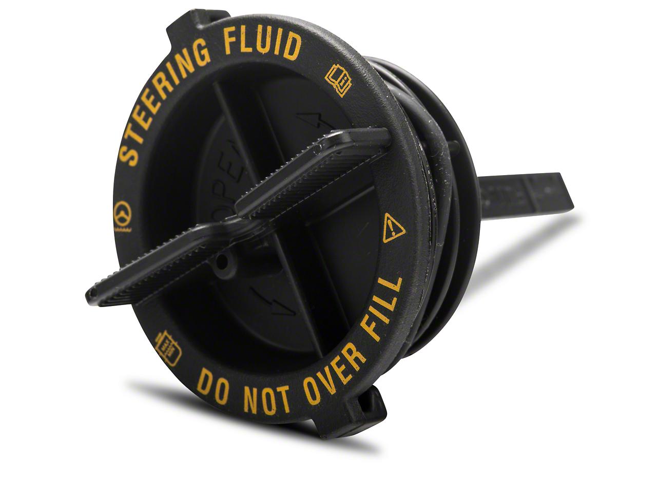 Ford Power Steering Pump Reservoir Cap (79-95 5.0L; 94-04 V6)