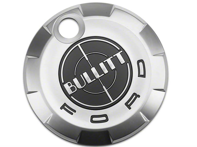 Ford Bullitt Decklid Emblem (05-09 All)