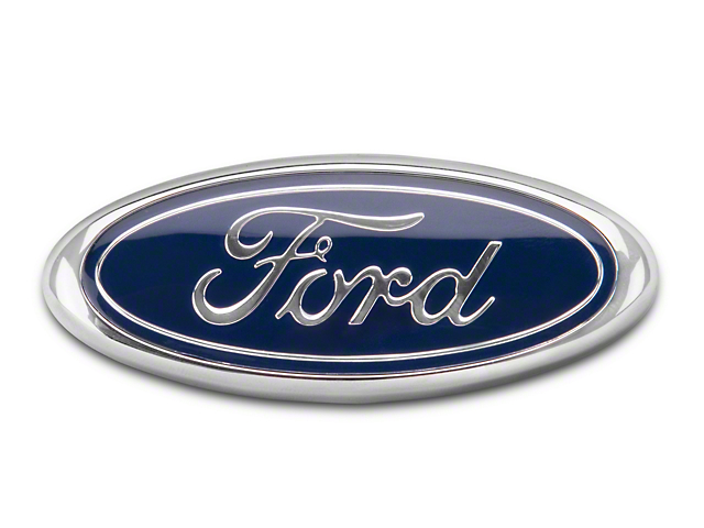 Ford Mustang Oval Trunk Emblem F8zz6342528aa 94 04 All Free Shipping