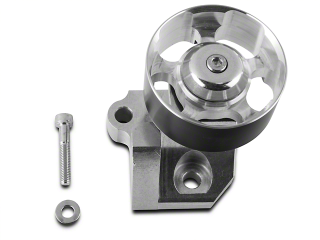Metco Motorsports Single Bearing 90mm Auxilary Idler Kit (03-04 Cobra)