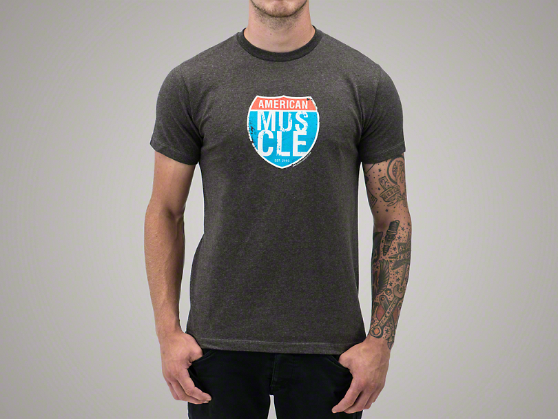 AmericanMuscle Interstate T-Shirt - Men