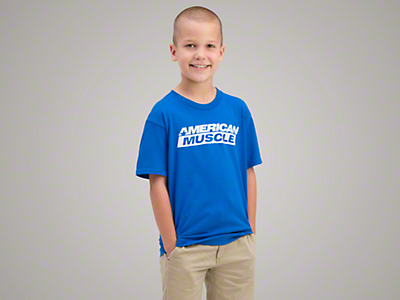 AmericanMuscle T-Shirt - Youth