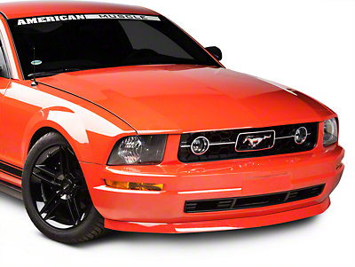 SpeedForm Mustang V6 Chin Spoiler - Pre-painted (05-09 V6)