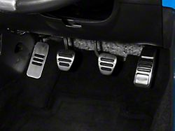 Modern Billet GT500 Style Pedal Covers (05-14 w/ Manual Transmission)