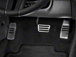 Modern Billet GT500 Style Pedal Covers (05-14 w/ Automatic Transmission)