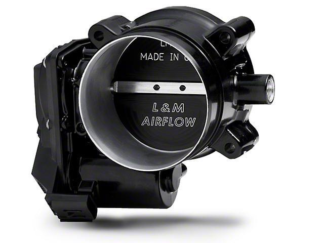 L&M 82mm Throttle Body (11-13 5.0L)