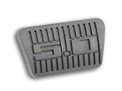 Scott Drake Mustang 5.0 Brake Pedal Cover (79-93 w/ Automatic Transmission)