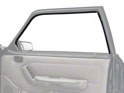 OPR Door Window Run Channel; Passenger Side (79-93 Coupe, Hatchback)