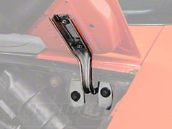 Scott Drake Polished Stainless Steel Hood Hinges (79-93 All)