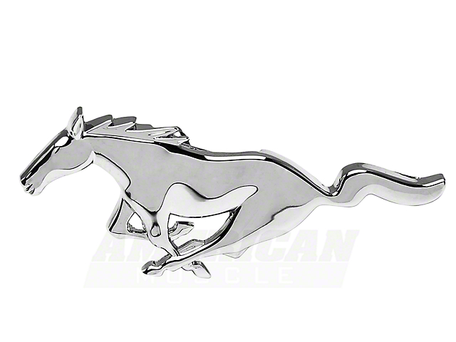 SpeedForm Running Pony Grille Emblem (87-93 All)
