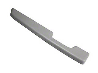 OPR Titanium Gray Door Arm Rest Pad - Left Power Window (90-92 All)