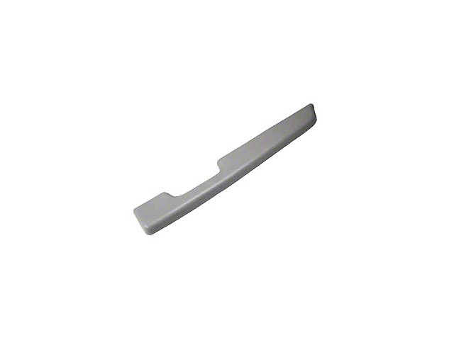 OPR Titanium Gray Door Arm Rest Pad - Right Power Window (90-92 All)