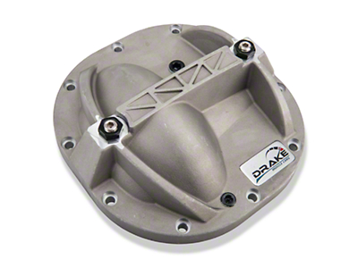 Scott Drake Differential Cover - 8.8 in. (86-14 GT; 03-04 Mach 1; 07-12 GT500; 93-98 Cobra; 11-14 V6)
