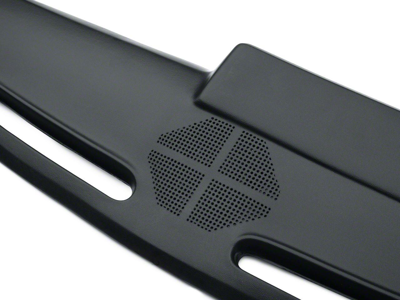 Scott Drake D9ZZ-6504290-A Plastic Dash Cover