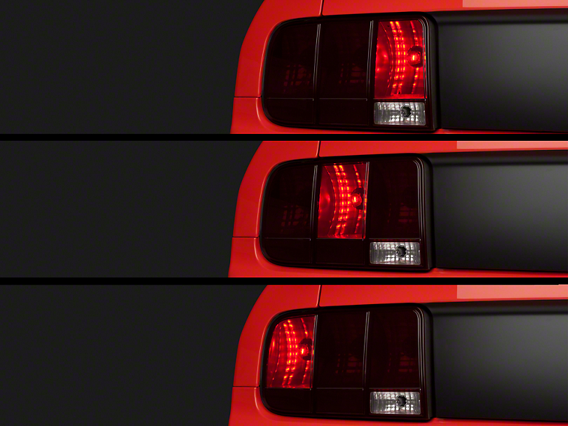 Axial LED Sequential Chase Tail Light Kit - Plug-and-Play (05-  sc 1 st  American Muscle : wiring instructions chase - yogabreezes.com