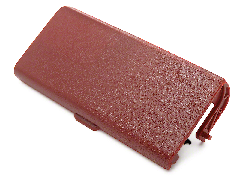 OPR Replacement Console Ashtray Door - Red (87-93 All)